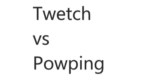 Twetch vs Powping