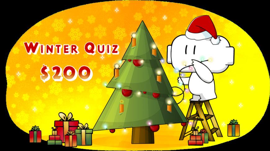 CoinJoy Winter Quiz