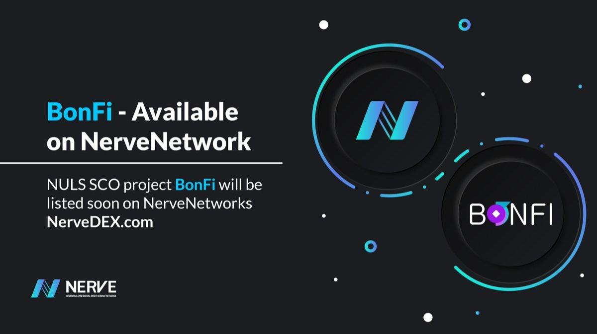 BonFi available on Nerve Network!