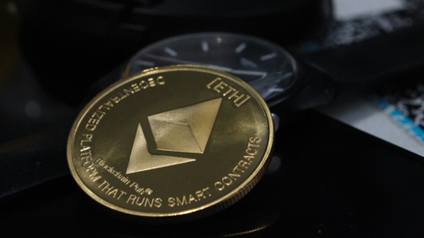 ETH commemorative coin by mongooze