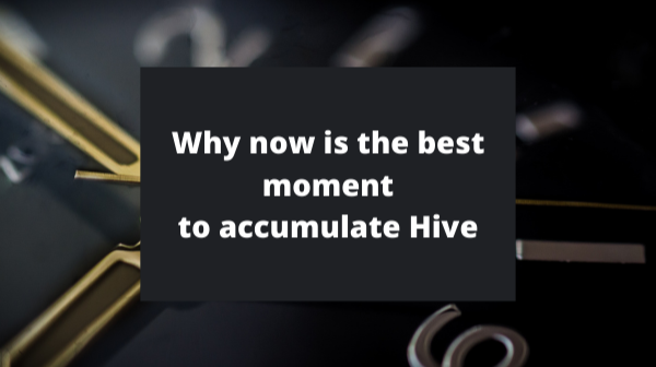 Why now is the best moment to accumulate Hive